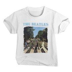 koszulka dziecięca THE BEATLES - ABBEY ROAD & LOGO