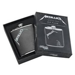 piersiówkaMETALLICA -BLACK ALBUM, 210 ml
