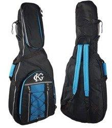 pokrowiec do gitary akustycznej KG CX B005W, pianka 15 mm