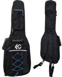 pokrowiec do gitary elektrycznej KG CX B0105E, pianka 15 mm