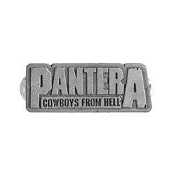 przypinka PANTERA - COWBOYS FROM HELL