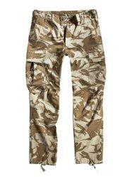 spodnie bojówki MMB US BDU HOSE BW - BRITISH DESERT