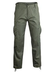 "spodnie bojówki US RANGER HOSE TYP BDU "" STRAIGHT CUT "" OLIV"