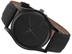 zegarek BLACK