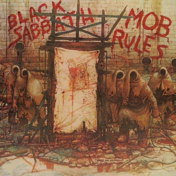 BLACK SABBATH: MOB RULES (CD) DELUXE EDITION