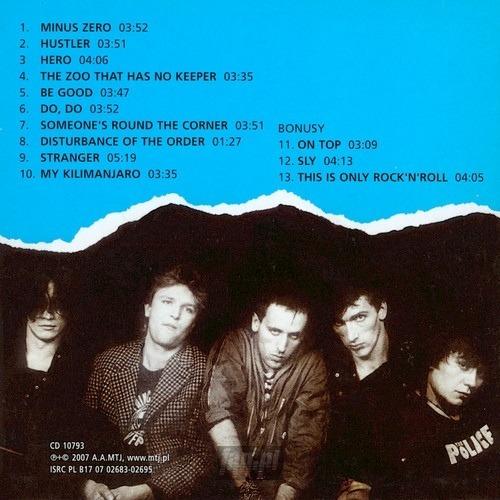 LADY PANK: DROP EVERYTHING (CD)