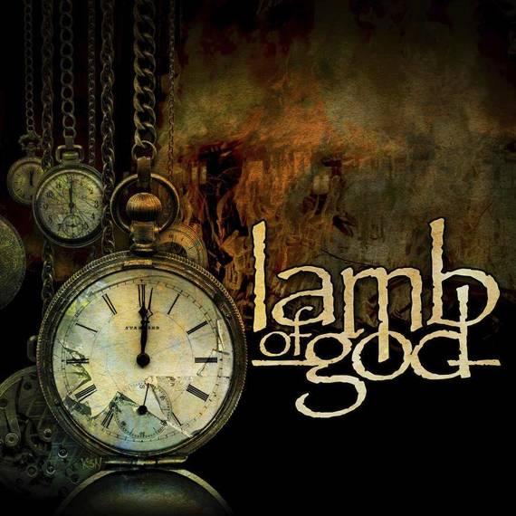 LAMB OF GOD : LAMB OF GOD (CD)