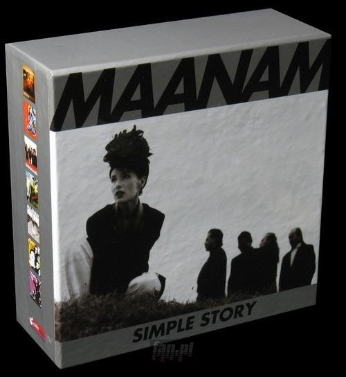 MAANAM: SIMPLE STORY (13CD+2DVD) REMASTER