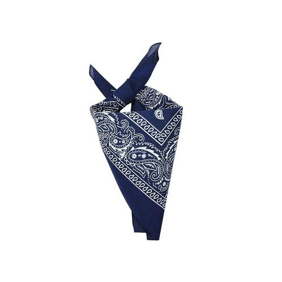 bandana WESTERNHALSTUCH blue