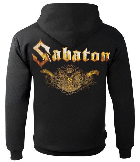 bluza rozpinana SABATON - CAROLUS REX
