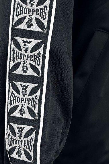 bluza rozpinana WEST COAST CHOPPERS - TRACKSUIT JACKET, stójka rozpinana