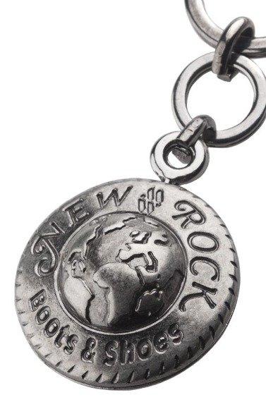 brelok do kluczy NEW ROK - LOGO SILVER 2