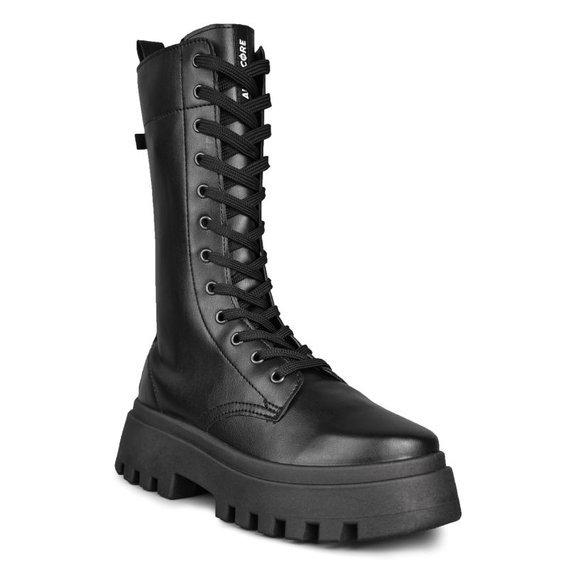 buty damskie ALTERCORE czarne (DEVONA BLACK)