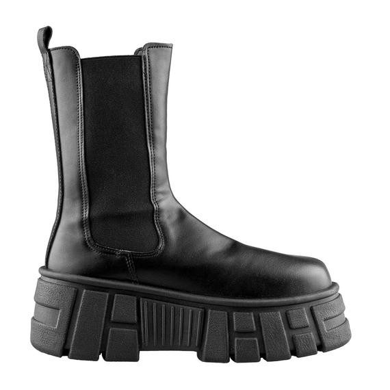 buty damskie ALTERCORE czarne (GALILO VEGAN BLACK)