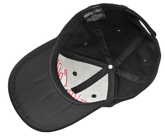 czapka MOTLEY CRUE - LOGO