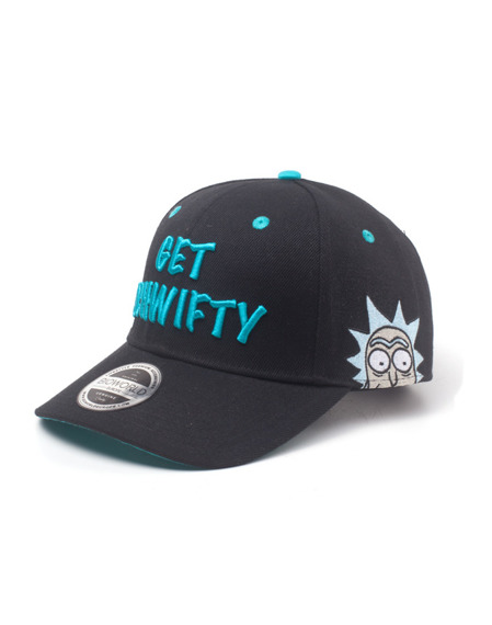 czapka RICK & MORTY - GET SCHWIFTY