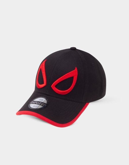 czapka basebolówka MARVEL - SPIDER-MAN - MINIMAL EYES