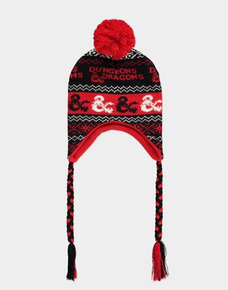 czapka zimowa DUNGEONS & DRAGONS