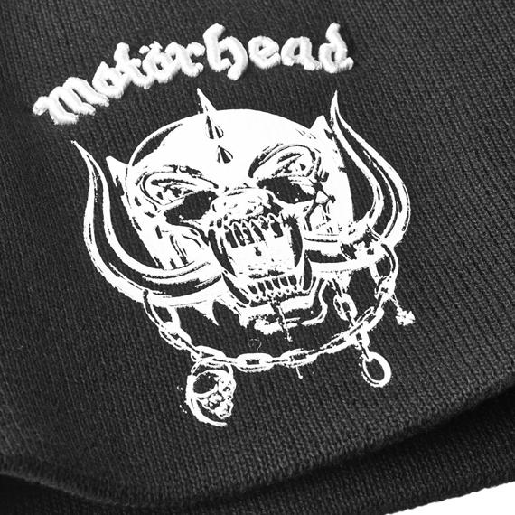 czapka zimowa MOTORHEAD - WARPIG
