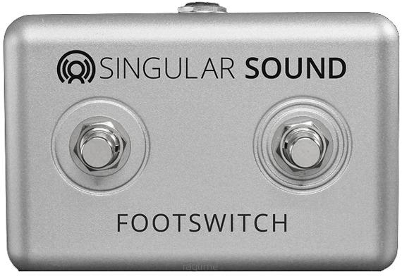 footswitch Singular Sound do BeatBuddy