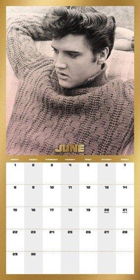 kalendarz ELVIS PRESLEY 2020