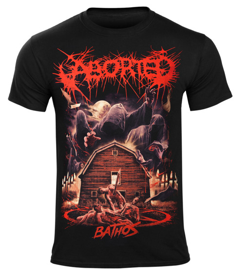 koszulka ABORTED - BATHOS