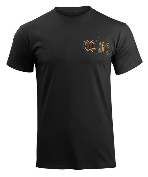 koszulka AC/DC - HARD AS ROCK