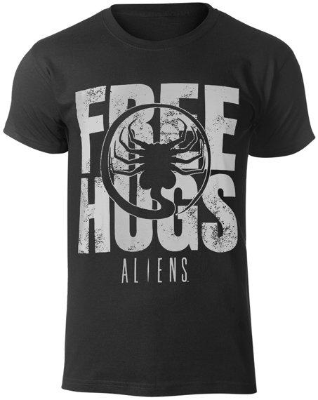 koszulka ALIENS - FREE HUGS