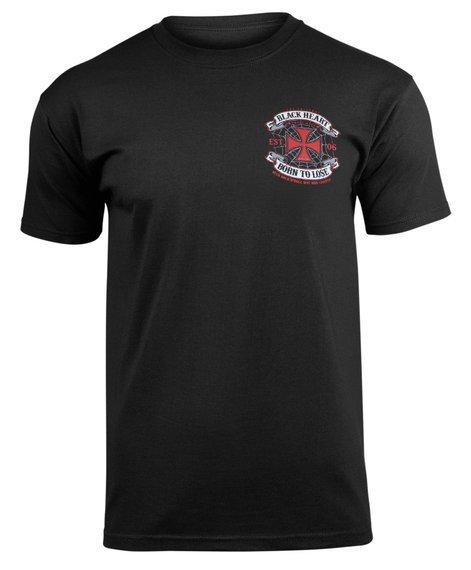 koszulka BLACK HEART - EMPIRE