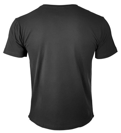 koszulka BOB MARLEY - WILL YOU BE LOVED ciemnoszara