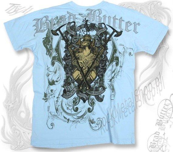 koszulka BRAD BUTTER (BLUE) (BB1094)