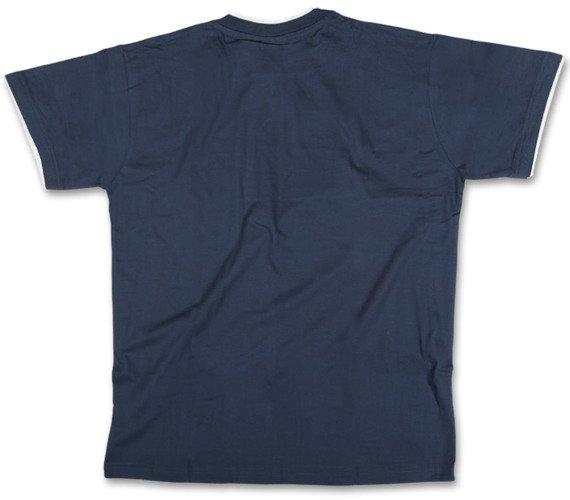koszulka EJECTES - LOGO granatowa