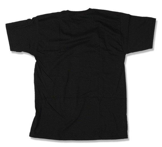 koszulka EMERICA - BANDITO (BLACK) 10'