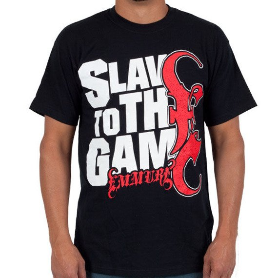 koszulka EMMURE - SLAVE TO THE GAME