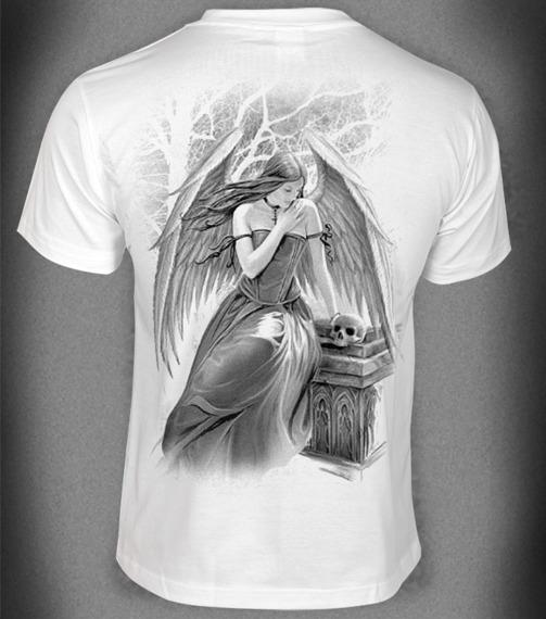 koszulka GOTH PRAYER, Spiral