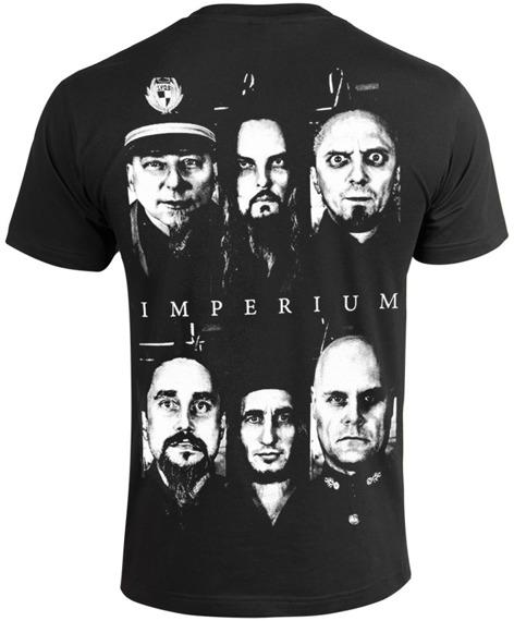 koszulka HUNTER - IMPERIUM VS. HUNTER