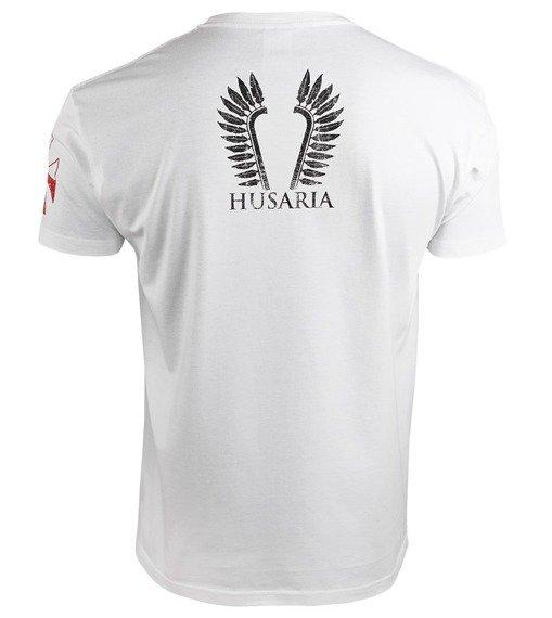 koszulka HUSARIA, biała