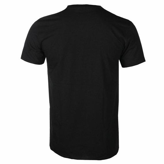 koszulka IRON MAIDEN - SENJUTSU BLACK COVER VERTICAL LOGO