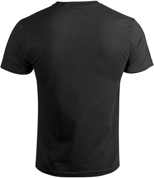 koszulka KULT - BIAŁE LOGO I