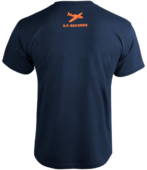 koszulka KULT - KAZELOT granatowa