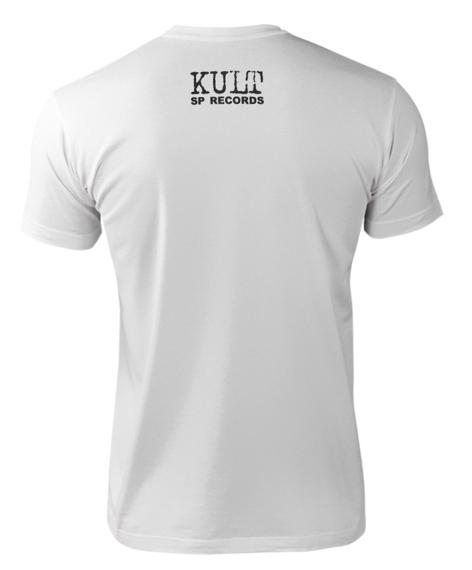 koszulka KULT - POSŁUCHAJ TO DO CIEBIE duża biała