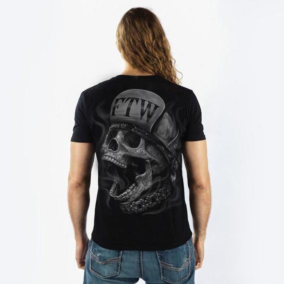 koszulka LETHAL THREAT - FTW SKULL