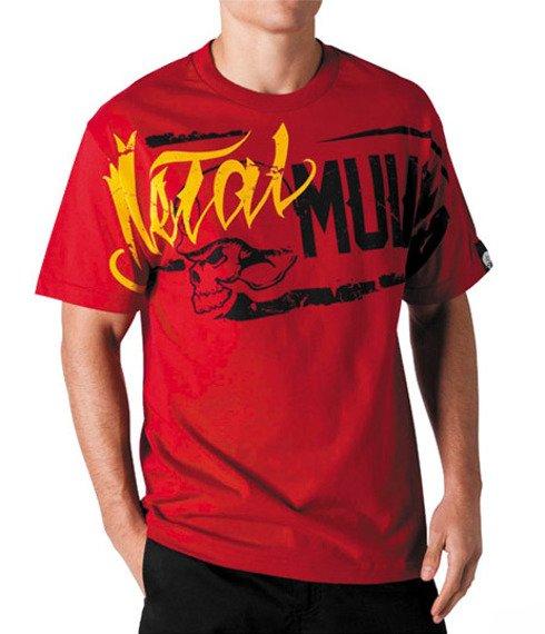 koszulka METAL MULISHA - CLINKER czerwona