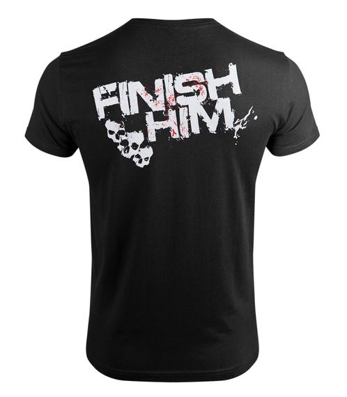 koszulka MORTAL KOMBAT - FINISH HIM
