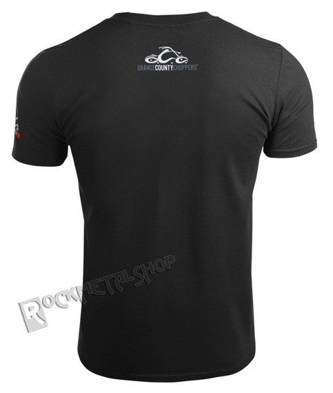 koszulka ORANGE COUNTY CHOPPERS - CIRCLE STAMP