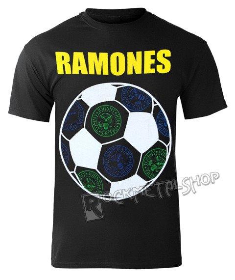 koszulka RAMONES - BRAZIL SEALS