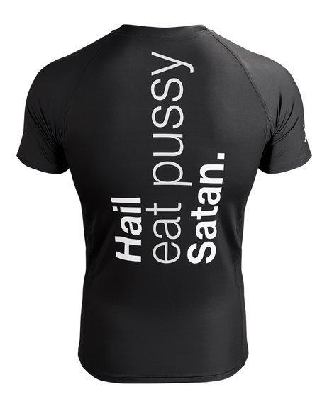 koszulka RASHGUARDS HOLY BLVK - EAT PUSSY, techniczna