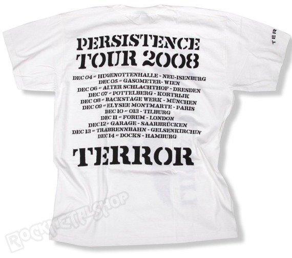 koszulka TERROR - LIFE AND DEATH