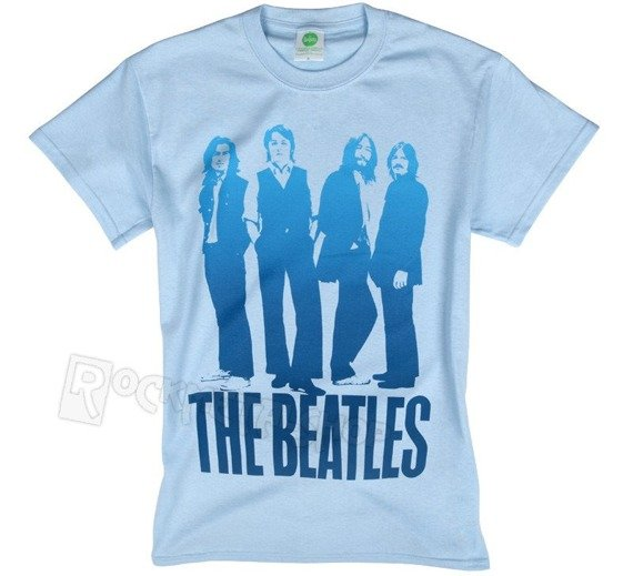 koszulka THE BEATLES - ICONIC IMAGE ON LOGO