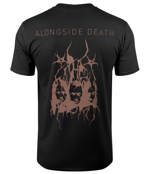 koszulka THE BLACK - ALONGSIDE DEATH